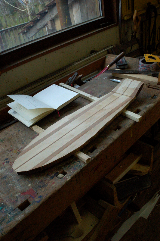 how to make a wooden skateboard